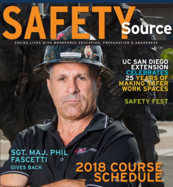 Safety Source Magazine Cover