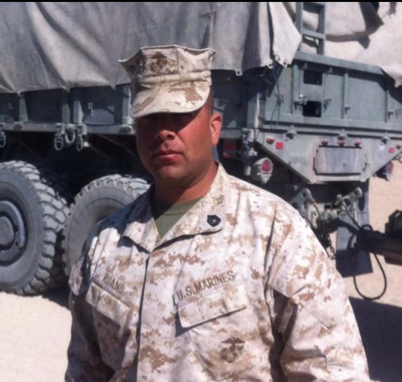 Hector Ruano, Mst.Sgt